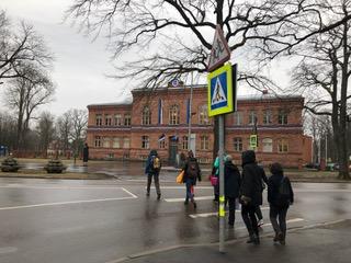 Meeting Pärnu, Estonia 14th-19th April 2018