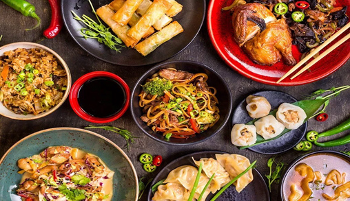 Jornada Gastronómica Oriental