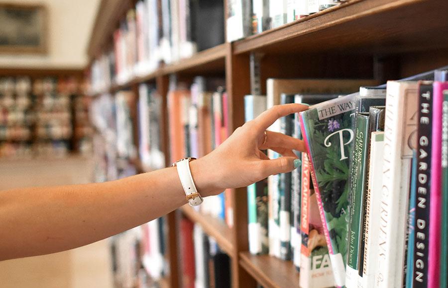 Programa ACCEDE de préstamo de libros