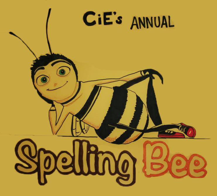 Concurso de Spelling Bee