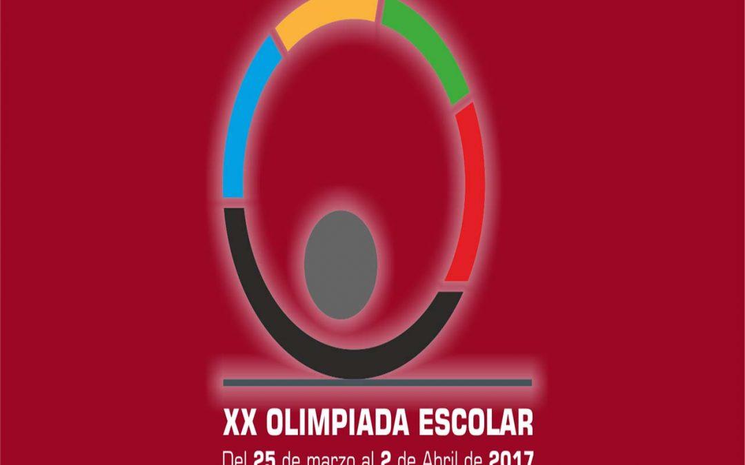XX OLIMPIADA ESCOLAR  de Arganda del Rey