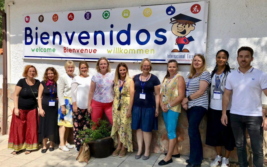 Visita profesores europeos