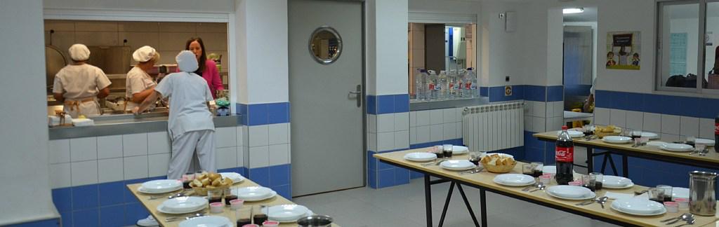 Comedor escolar - Colegio Internacional Eurovillas