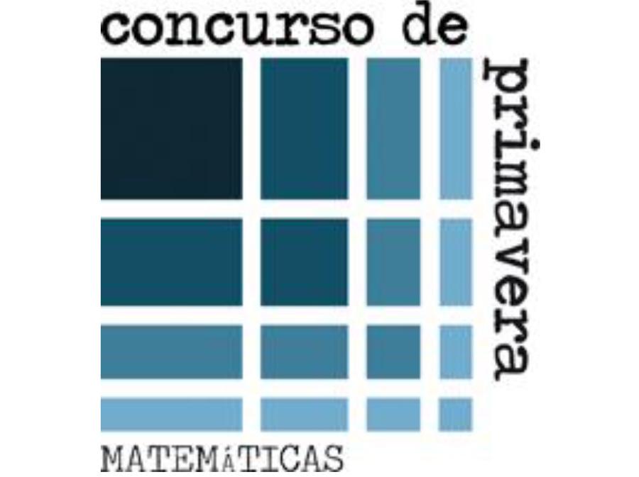 CONCURSO de Primavera de Matemáticas Universidad Complutense