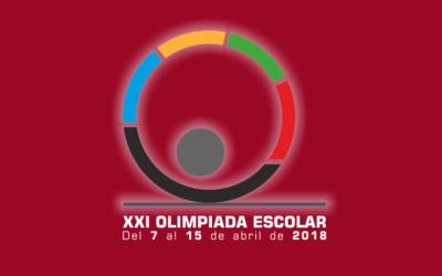 XXI Olimpiada Escolar