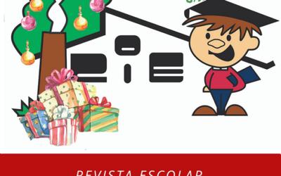 Revista Escolar Primer Trimestre