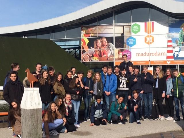 Intercambio CIE-Mendelcollege (Holanda)